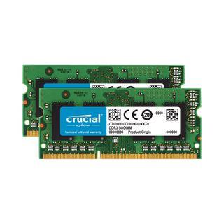 8GB Crucial KIT (4GBX2) DDR3L 1600 MT/