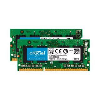8GB Crucial KIT (4GBX2) DDR3L 1866 MT/