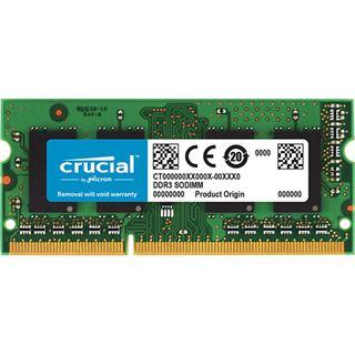 8GB Crucial DDR3L 1333 MT/S CL9