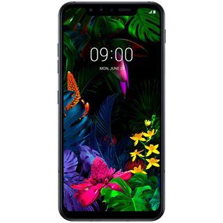 LG G8s Dual-SIM 128GB, schwarz