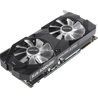 8GB KFA2 GeForce RTX 2080 SUPER EX [1-Click OC], GDDR6, HDMI, 3x DP