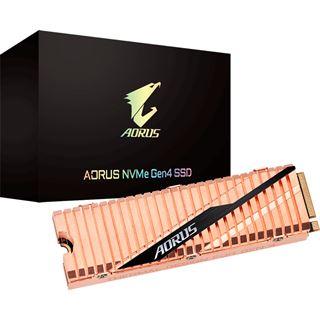 1000GB Gigabyte AORUS M.2 2280 PCIe 4.0 x4 NVMe 1.3 3D-NAND TLC