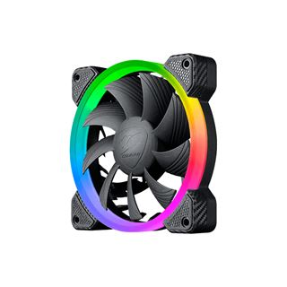 Cougar 3 pcs 120mm SPB PWM HDB RGB Fans backlight core box remote