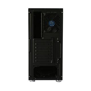 Cooltek Drei Midi Tower ohne Netzteil schwarz