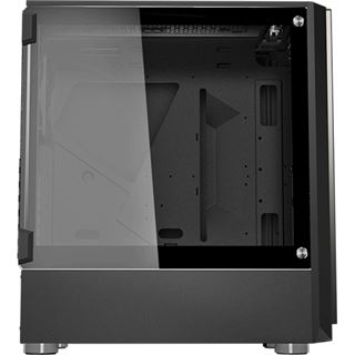 Cougar Case Trofeo Mid tower Temp. glass trans. side window 1x120mm