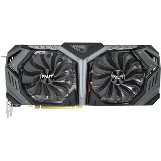 8GB Palit GeForce RTX 2080 SUPER GameRock PCI-E DDR6