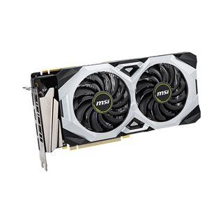 8GB MSI GeForce RTX 2070 SUPER VENTUS OC Aktiv PCIe 3.0 x16 (Retail)