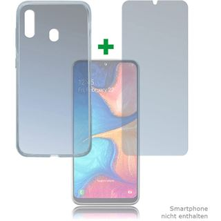 4smarts 360° Protection Set Limited Cover Samsung Galaxy A20e,