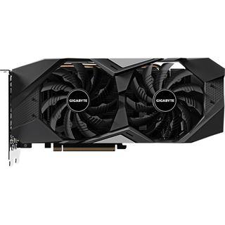 8GB Gigabyte GeForce RTX 2060 SUPER Windforce OC Aktiv PCIe 3.0 x16