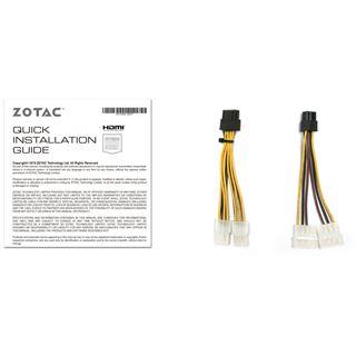 8GB ZOTAC GeForce RTX 2060 SUPER AMP Extreme Aktiv PCIe 3.0 x16