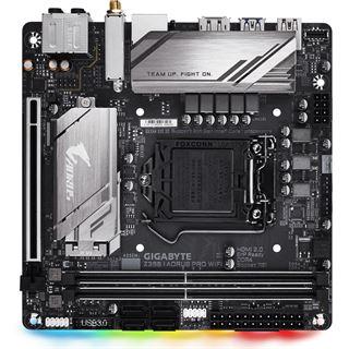 Gigabyte Z390 I Aorus Pro WIFI Intel Z390 So.1151 Dual Channel DDR4