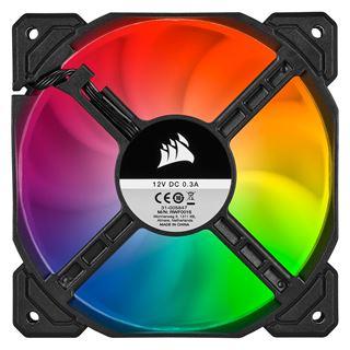 Corsair SP120 RGB PRO Fan, 120x120mm, Single Pack
