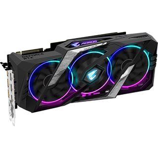 8GB Gigabyte Aorus GeForce RTX 2080 SUPER 8G