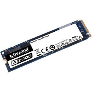 1000GB Kingston SA2000M8/1000G M.2 2280 PCIe 3.0 x4 NVMe 3D-NAND TLC
