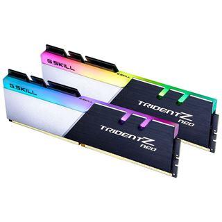 16GB G.Skill Trident Z Neo, DDR4-3600, CL16, Dual-Kit (2x8GB),