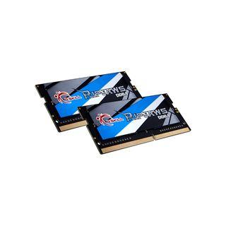32GB G.Skill Ripjaws DDR4-3200 SO-DIMM CL18 Dual Kit