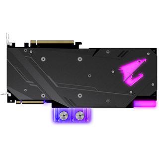 8GB Gigabyte Aorus GeForce RTX 2080 SUPER Waterforce WB 8G, GDDR6, 3x