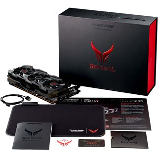 8GB Powercolor RX 5700XT Red Devil GDDR6 (Limited Edition)