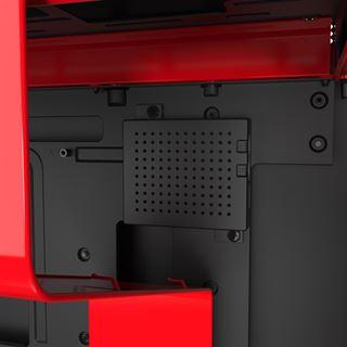 NZXT H710i Midi Tower ohne Netzteil schwarz/rot