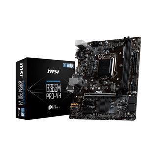 MSI B365M PRO-VH S1151 B365 7C31-004R