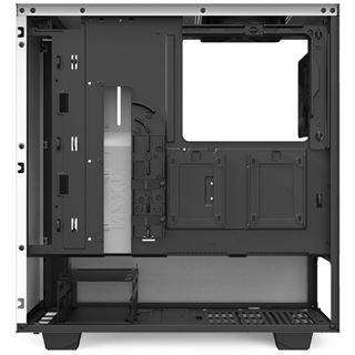 NZXT H510 Midi Tower ohne Netzteil schwarz/weiss