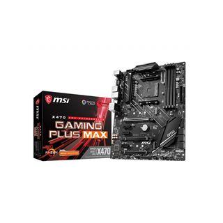 MSI X470 GAMING PLUS MAX AM4