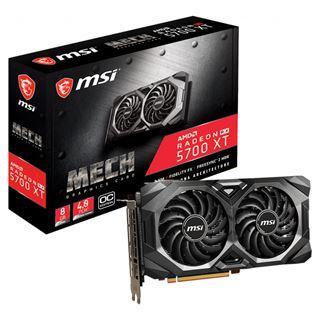 8GB MSI RX 5700XT MECH OC DDR6 HDMI/3xDP (Retail)