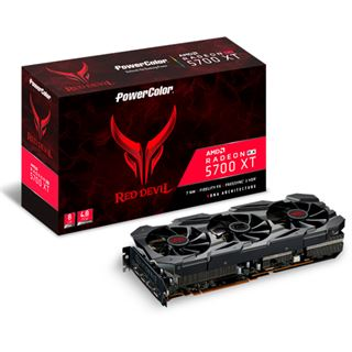 8GB PowerColor Radeon RX 5700 XT Red Devil, GDDR6, HDMI, 3x DP