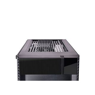 Silverstone SST-PS14B-EG - Precision Midi-Tower - schwarz