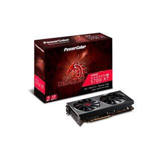 8GB Powercolor RX 5700XT Red Dragon DDR6 (Retail)