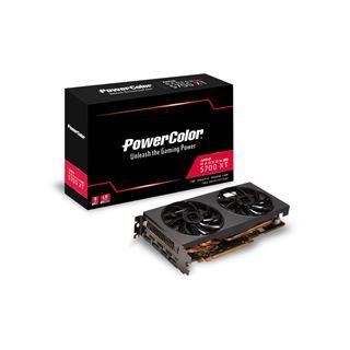 8GB Powercolor RX 5700XT Dual DDR6 (Retail)