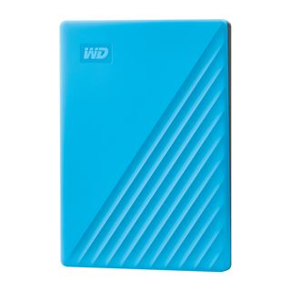 "2000GB WD My Passport USB3.0 blau 2,5"" (6,4cm)"