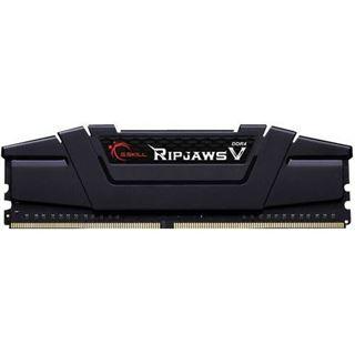 16GB (1x 16384MB) G.Skill RipJaws V schwarz DDR4-3200 DIMM