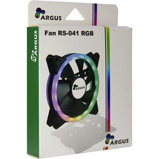 120x120x25 Inter-Tech Lüfter für ARGUS RS041 RGB