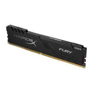 4GB HyperX FURY schwarz DDR4-2400 DIMM CL15 Single