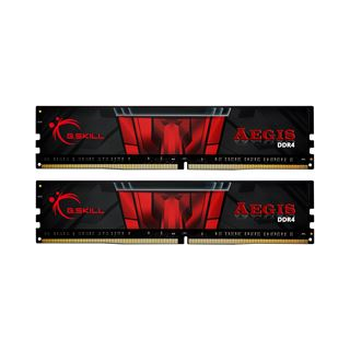 16GB G.Skill Aegis DDR4-3200 DIMM CL16 Dual Kit