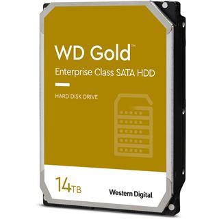 """14000GB WD Gold WD141KRYZ 512MB 3.5"""" (8.9cm) SATA 6Gb/s"""