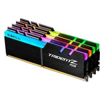 64GB G.Skill Trident Z RGB DDR4-3600 DIMM CL16 Quad Kit