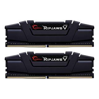 32GB G.Skill RipJaws V schwarz DDR4-3600 DIMM CL16 Dual Kit