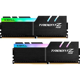 16GB G.Skill Trident Z RGB DDR4-3600 DIMM CL18 Dual Kit