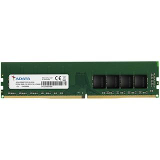 4GB (1x 4096MB) ADATA PC 2666 CL19 Value Premier Single Tray