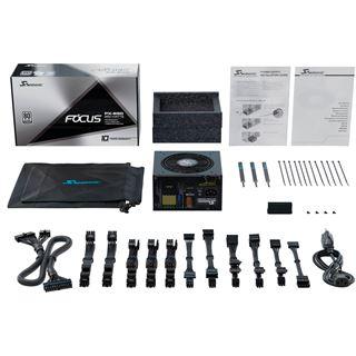 550 Watt Seasonic Netzteil FOCUS-PX-550 Modular (80+Plat.)