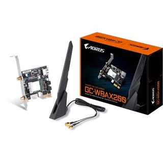 Gigabyte GC-WBAX200 WLAN & Bluetooth 5.0 (PCIe x1)