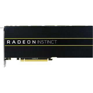 16GB AMD Radeon INSTINCT MI25