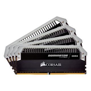 32GB Corsair Dominator Platinum RGB DDR4-3466 DIMM CL16 Quad Kit