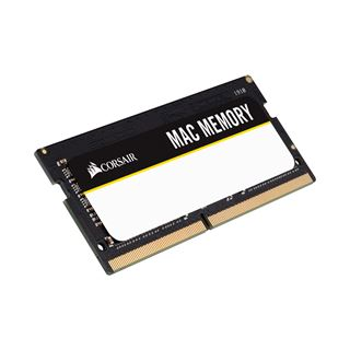 32GB Corsair Mac Memory DDR4-2666 SO-DIMM CL18 Quad Kit