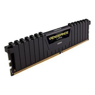 64GB (2x 32768MB) Corsair Vengeance LPX B schwarz DDR4-3000 DIMM