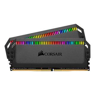 32GB Corsair Dominator Platinum RGB DDR4-3466 DIMM CL16 Dual Kit