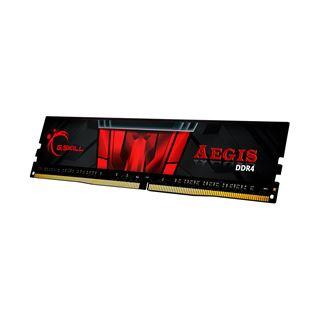 8GB (1x 8192MB) G.Skill Aegis DDR4-2400 DIMM CL15-15-15-35 Single bulk