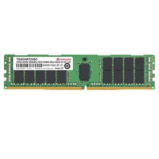 16GB Transcend DDR4 2666Mhz REG-DIMM 2Rx8 1Gx8 CL19 1.2V